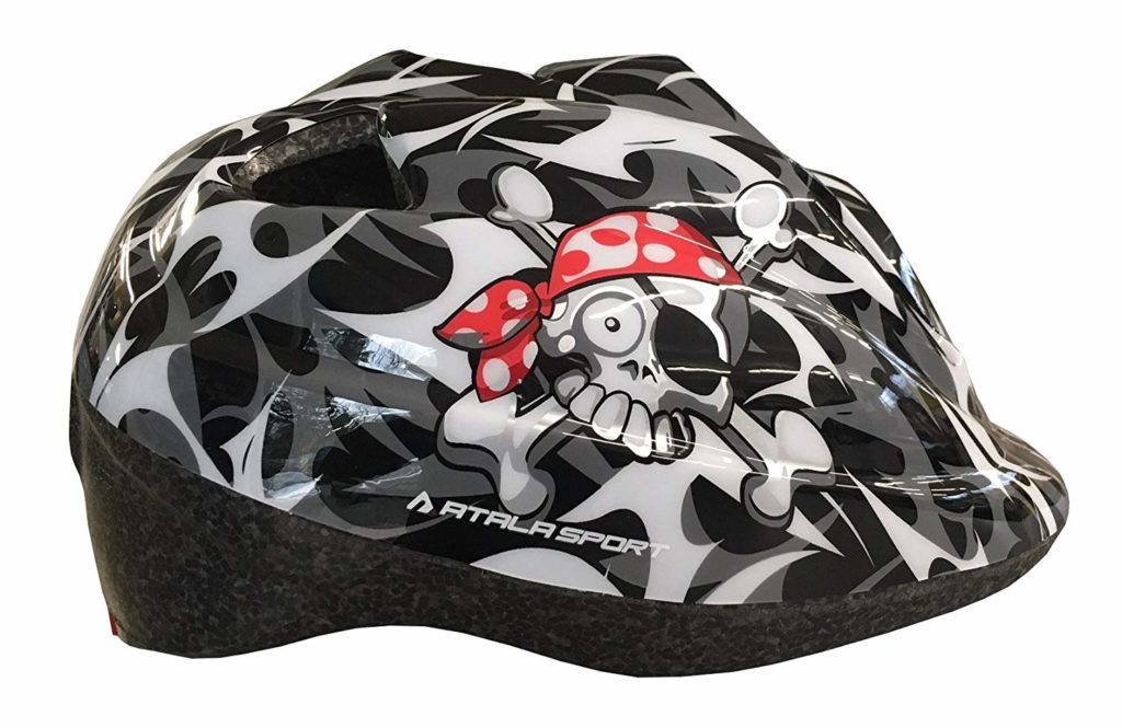 casco atala teddy boy