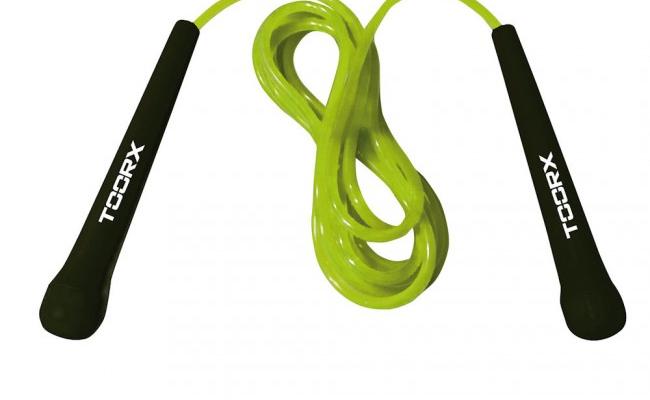 corda da salto veloce in pvc toorx