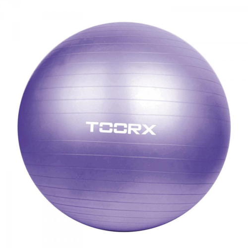 palla da ginnastica toorx 75 cm