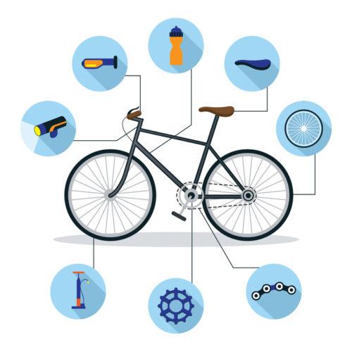 Cycling, Riding