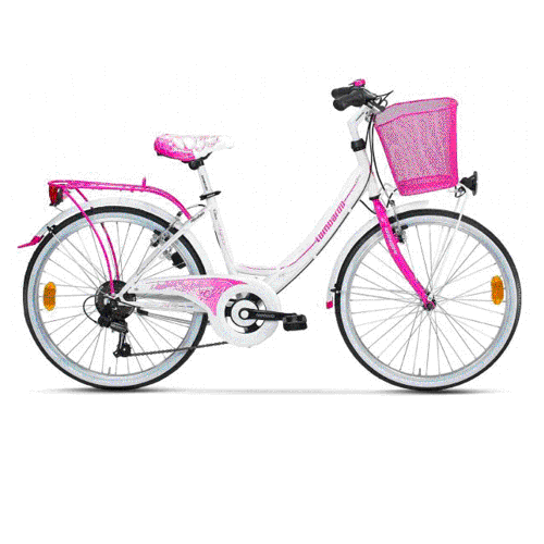 lombardo rimini city bike donna